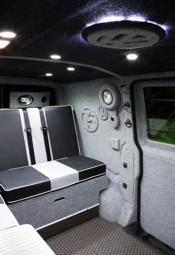 Vw T5 Mk 1 Holecustoms