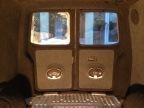 VW T5 barn door speaker pods